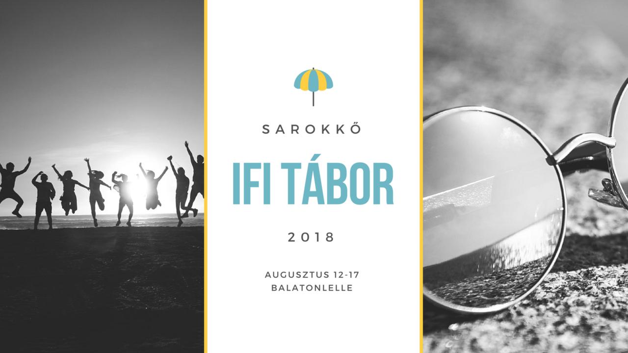 Ifi tábor – Balatonlelle, 2018